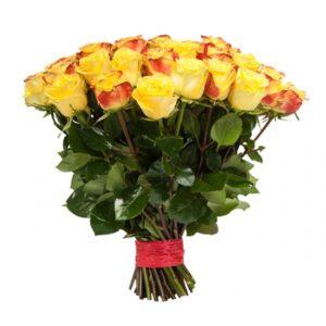 #018. Розы Хай елоу 25шт