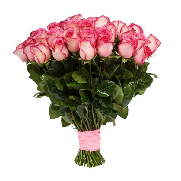 #014. Розы CARROUSEL 51шт