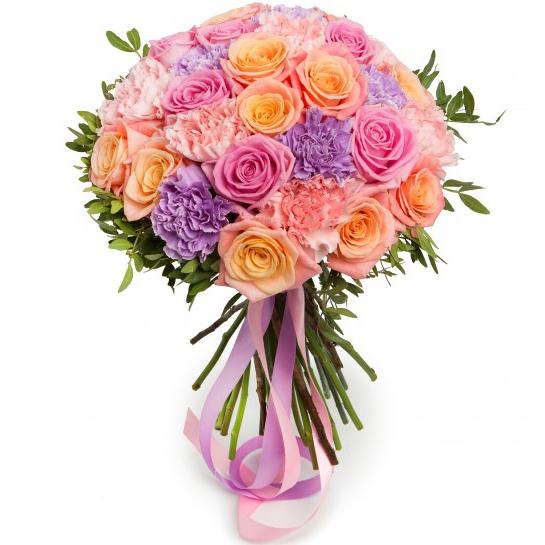 #193. Розы, гвоздики