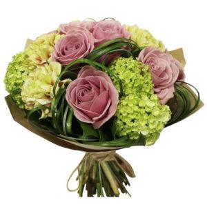 #196. Розы, гортензии, гвоздики