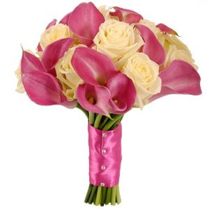 #169. Розы, каллы