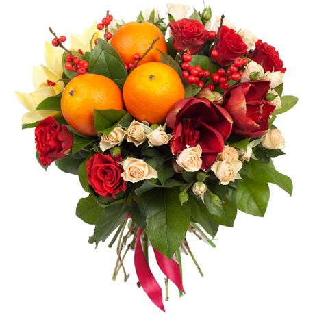 #180. Розы, апельсины, салал