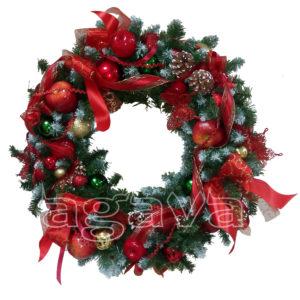 # 274 Венок рождественский