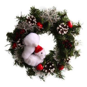# 279 Венок рождественский