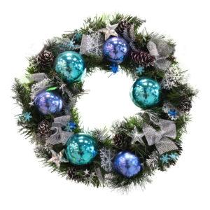 #444 Венок рождественский