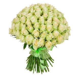 #426  101 кенийская роза 50см