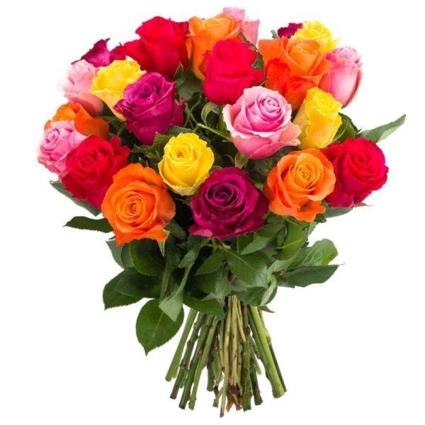 # 505 микс из 25 роз