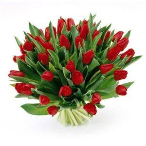 #043. Тюльпаны 31шт