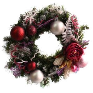 #443 Венок рождественский